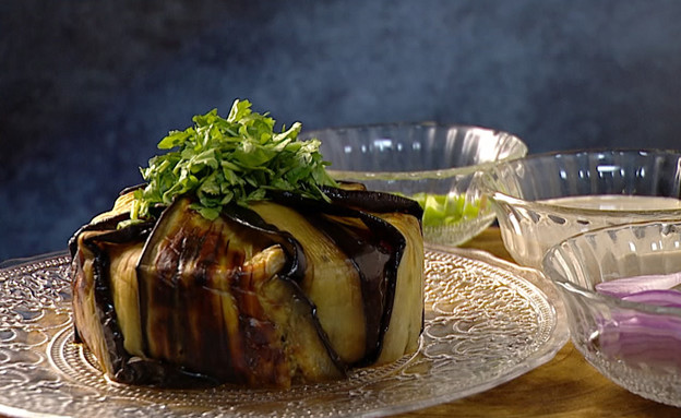 """עוגת סביח (צילום: מתוך """"מאסטר שף"""", קשת 12)"""