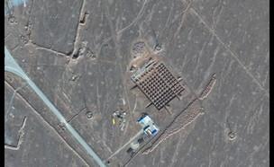 אירן בונה מתקן גרעיני בפורדו