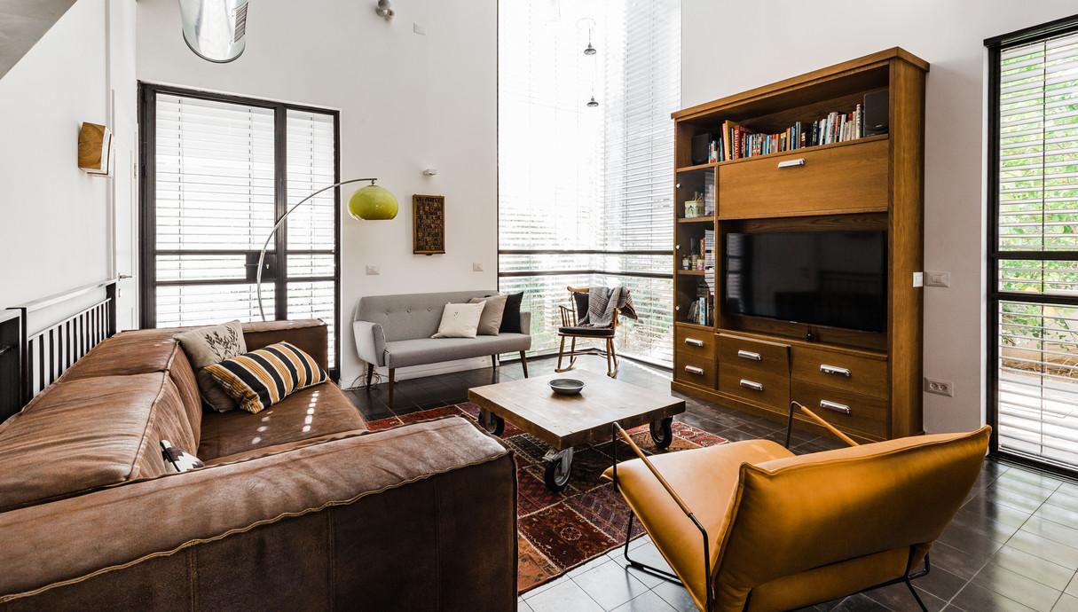 בית בתל אביב, עיצוב קרן מזור - 11
