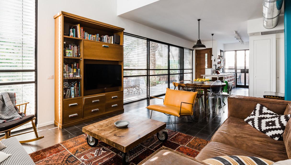 בית בתל אביב, עיצוב קרן מזור - 12