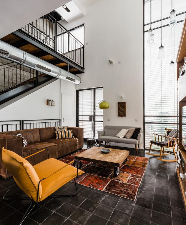 בית בתל אביב, עיצוב קרן מזור, ג - 10