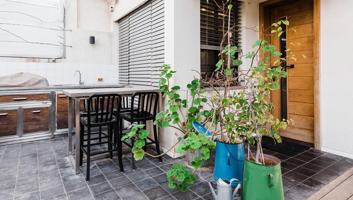 בית בתל אביב, עיצוב קרן מזור - 4
