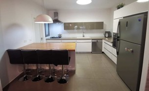 מהפך במטבח, עיצוב ליטל ויליגר, לפני (צילום: ליטל ויליגר)