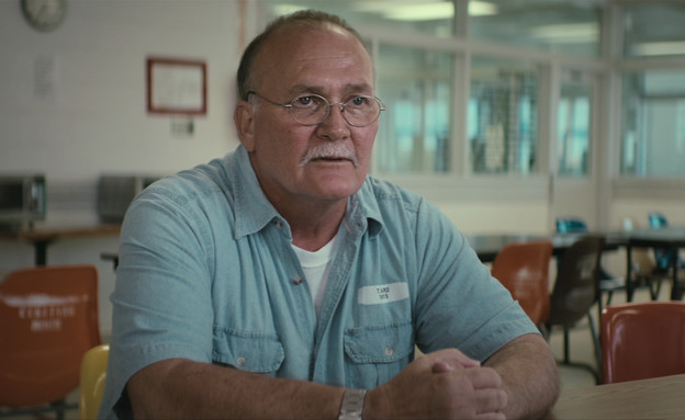 "תומאס וורד, ""חף מפשע"" (צילום: יח""צ באדיבות Netflix)"