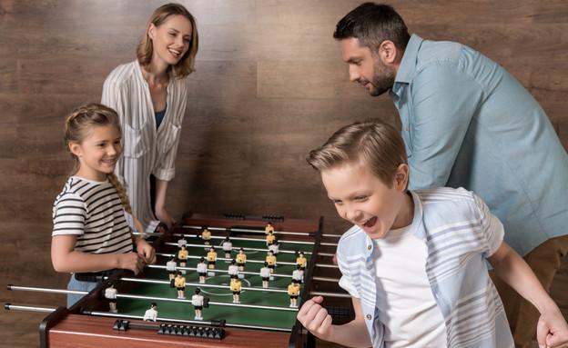 כדורגל שולחן (צילום: LightField Studios, shutterstock)