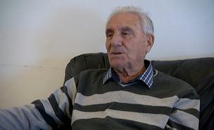 חבר הקיבוץ שאימץ את בוריס ג'ונסון בשנות ה-80 (צילום: החדשות 12)