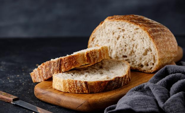 פרוסת לחם (צילום: By Syda Productions, ShutterStock)