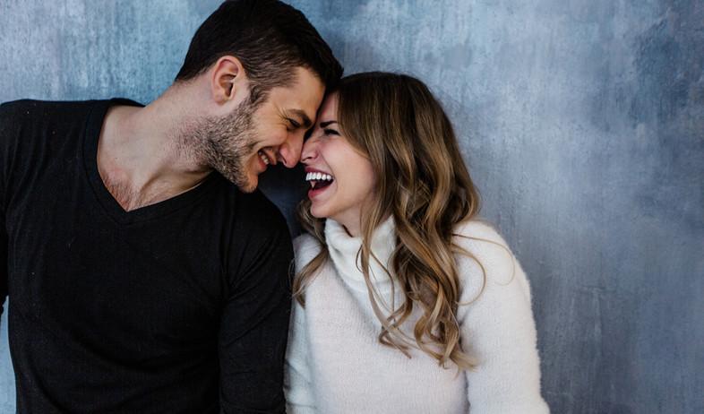 גבר ואישה חמודים (צילום: shutterstock)
