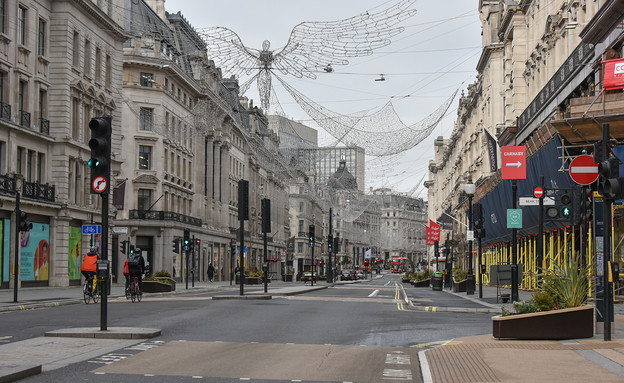 לונדון ריקה (צילום: Alberto_Pezzali)