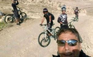 ארבעת הנעדרים במדבר יהודה (צילום: יחלצ מגילות)