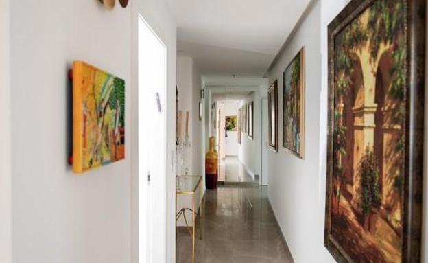מסדרונות, עיצוב אוה סמואלוב - 1 (צילום: יהודית מג׳ר הופמן)