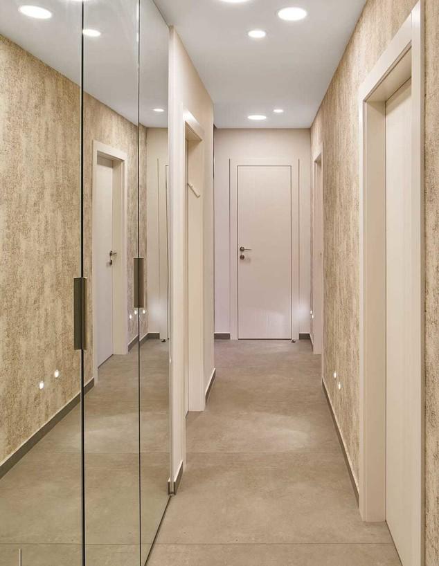 מסדרונות, ג, עיצוב  מריאנה דובניקוב ומיטל שומר (צילום: ליאור טייטלר)