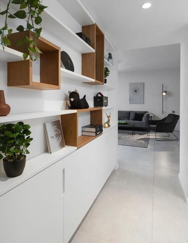 מסדרונות, ג, עיצוב אילונה עשור (צילום: שירן כרמל)