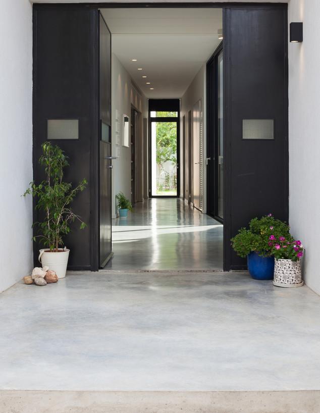 מסדרונות, ג, עיצוב יוני פרידמן (צילום: טל ניסים)