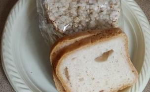 אוכל שמביאים למבודדים במלונית בירושלים (צילום:  ליעד גבעתי)