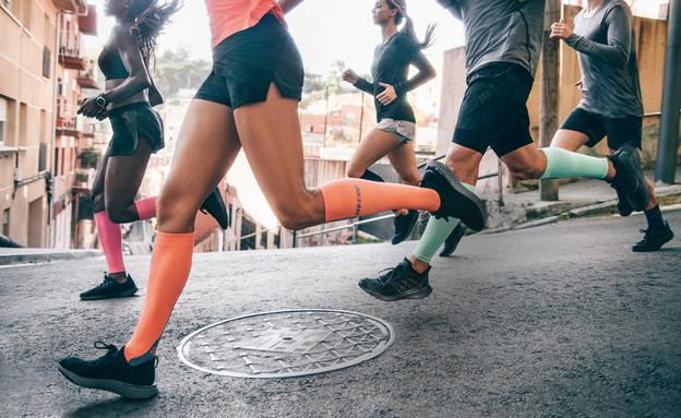 צרכנות ינואר 20, גרביים לריצה (צילום: יחצ)
