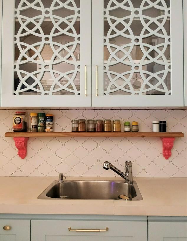 מטבח מאיה בירגר יסמין, ג (צילום: מאיה בירגר יסמין)