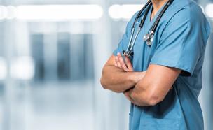 אח בבית חולים (צילום: Minerva Studio, Shutterstock)