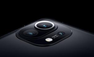 שיאומי Mi 11 (צילום: אתר האינטרנט של Xiaomi)