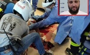 רצח זמברנו (צילום: facebook/youtube)