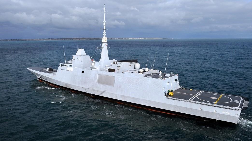 הספינה (צילום: FRED TANNEAU/AFP, GettyImages)