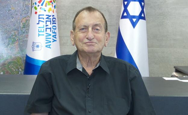 ריאיון עם רון חולדאי (צילום: N12)