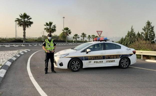 משטרה (צילום: דוברות המשטרה)
