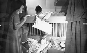 טיסות בשנות ה-50 (צילום: Museum of Fligh CORBIS Corbis, getty images)