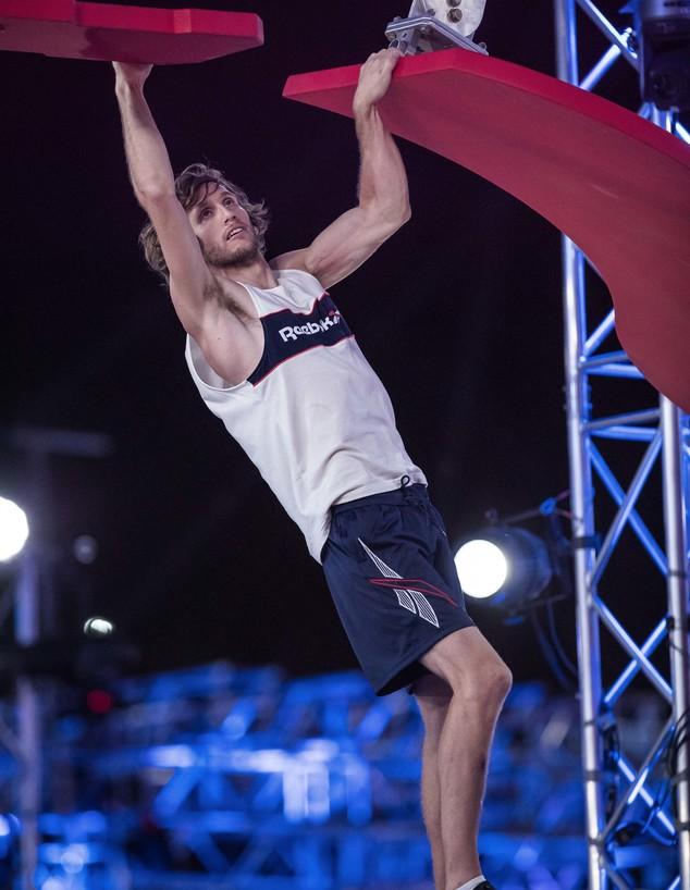 סול בוסיאן בחצי הגמר (צילום: עודד קרני)