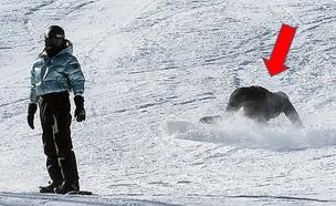קנדל וקיילי ג'נר עושות סקי (צילום: instagram)