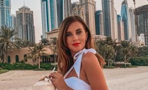 ברבורה אונדרקובה  (צילום: fashioninmysoul/Instagram)