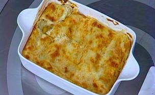 קנלוני גבינה (תמונת AVI: mako)