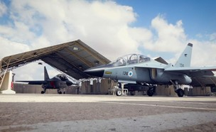 מטוסי חיל האוויר (צילום: אלביט מערכות)