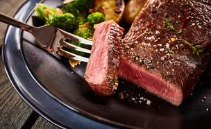 סטייק בשר (צילום:  stockcreations, shutterstock)