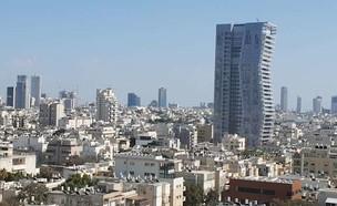 מגדל דן בתל אביב (צילום: גיא ליברמן, גלובס)