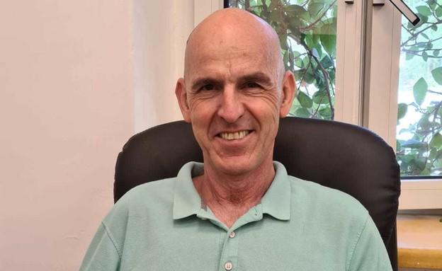 דר גדי לובין (צילום: פרטי)