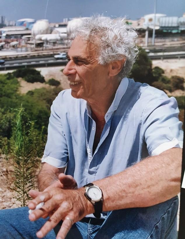 ישראל גודוביץ (צילום: ארכיון פרטי)
