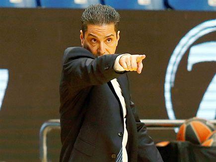 יאניס. יצטרך שיפור דרמטי בסיבוב השני כדי לעלות לרבע הגמר (אלן שיבר (צילום: ספורט 5)