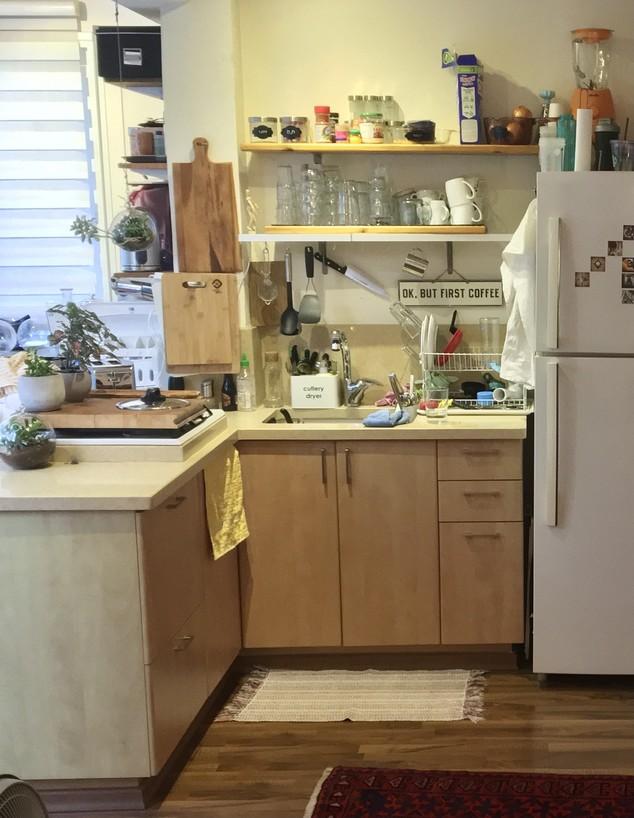 שיפוץ מטבח שחר ילוב, ג - 5 (צילום: שחר ילוב)