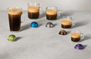 7 - כוסות וקפסולות (צילום: nespresso)