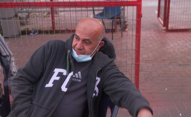 ניהאד מנסור (צילום: חדשות 12)