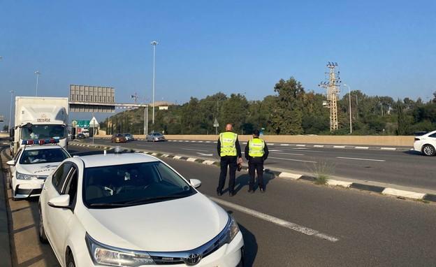 במשטרה נערכים לקראת הצבת המחסומים