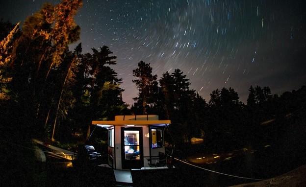 הפארק הלאומי וויאג'ורס (צילום: Andrew Smith)