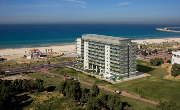 מלון ווסט אשדוד (צילום: יחסי ציבור)