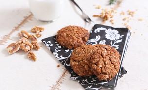 עוגיות קוואקר של טעימא (צילום: בני גם זו לטובה, אוכל טוב)