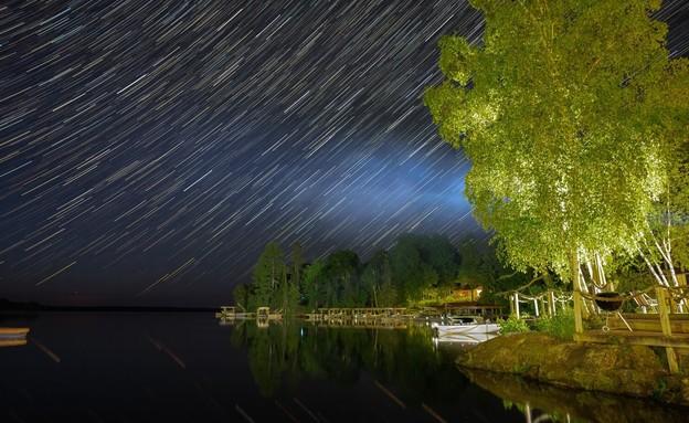 הפארק הלאומי וויאג'ורס (צילום: Peter Marianovich)