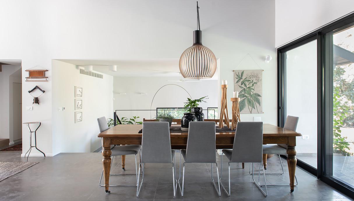 בית בשדה ורבורג, עיצוב אירה שריג