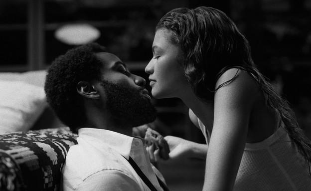 """מתוך """"מלקולם ומארי"""" (צילום: Dominic Miller / Netflix)"""