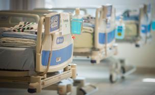 שיבא תל השומר, קורונה, בית חולים, ישראל, מחלקה, אשפוז (צילום: פלאש 90)
