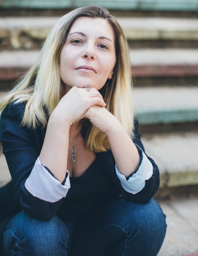 """ד""""ר מריאנה דלג'ץ מהמחלקה למשאב הניהול האנושי בספיר (צילום: Iya Volkova)"""